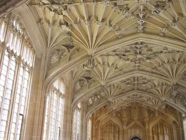 Bodelian Oxford
