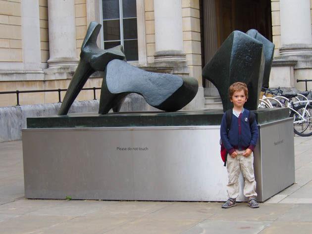 Musée à Oxford