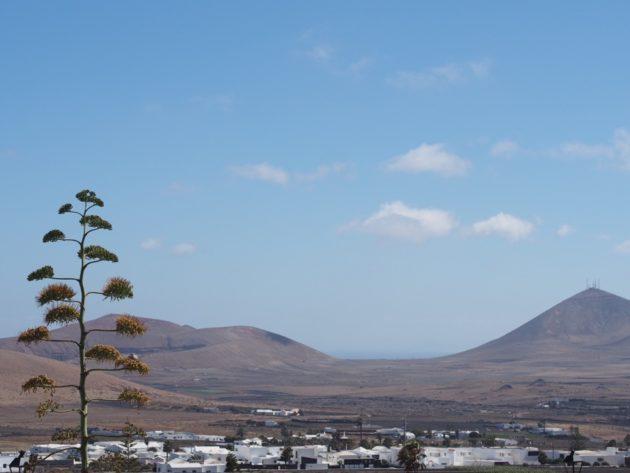 Lanzarote en été
