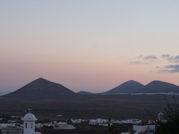 Lanzarote by night