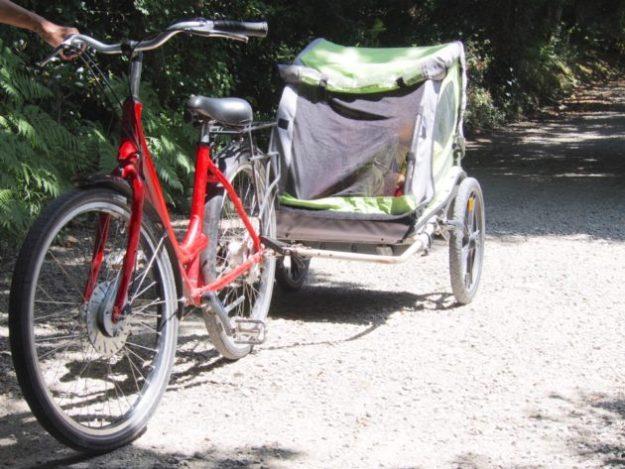vélo île aux Moines