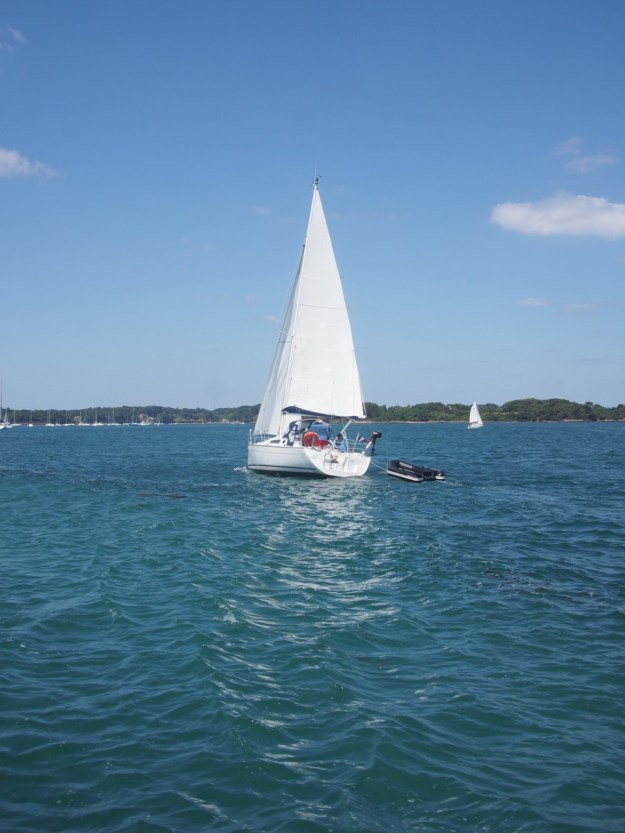 Golfe du Morbihan en voilier