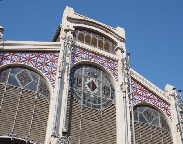 marché central Valencia