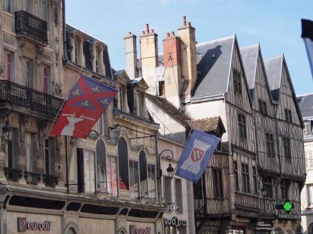 Visite de Dijon