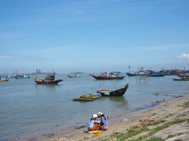 village près de Hoi An