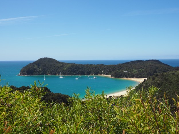 croisière Abel Tasman