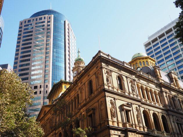 centre de Sydney