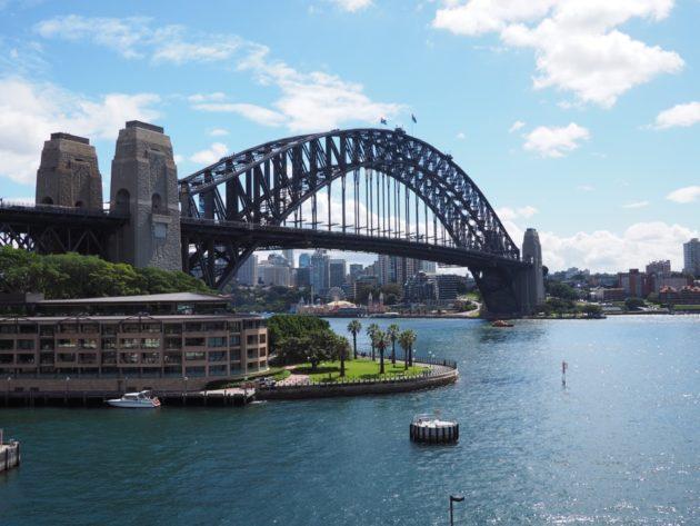 s'installer à Sydney
