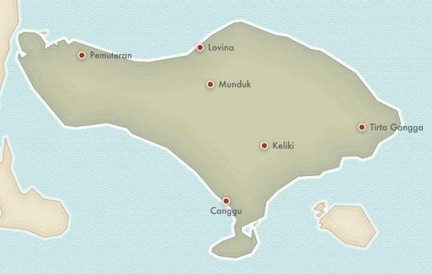 Bali-logements