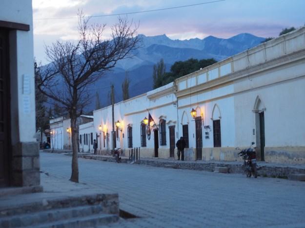 village de Cachi