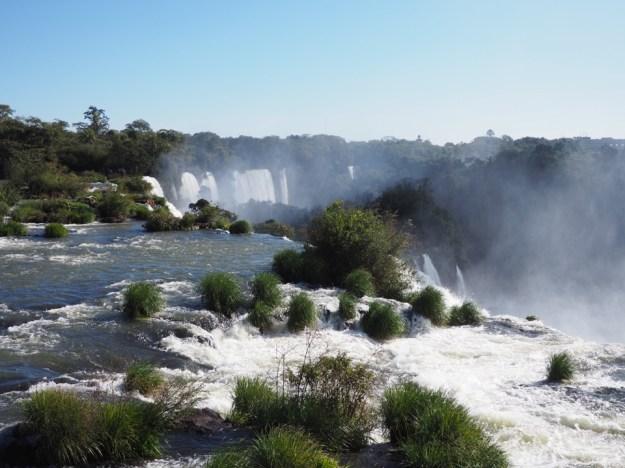 chutes Iguazu