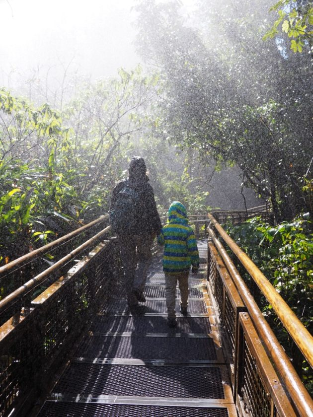 chutes Iguazu en famille