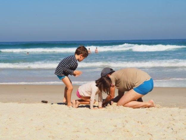 Ilha Grande avec enfants