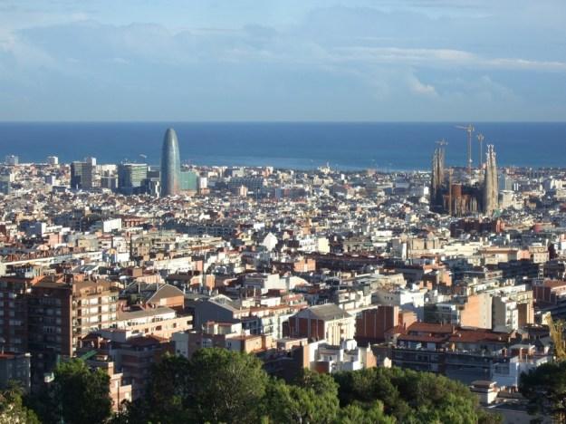 préparation voyage Barcelone