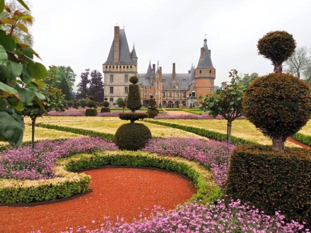 visiter chateau de Maintenon