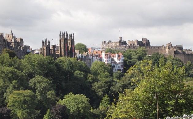 visiter Edimbourg en famille
