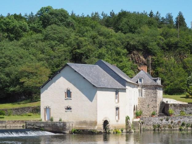 Mayenne halage