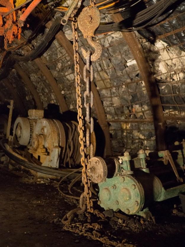 la mine dans le Tarn