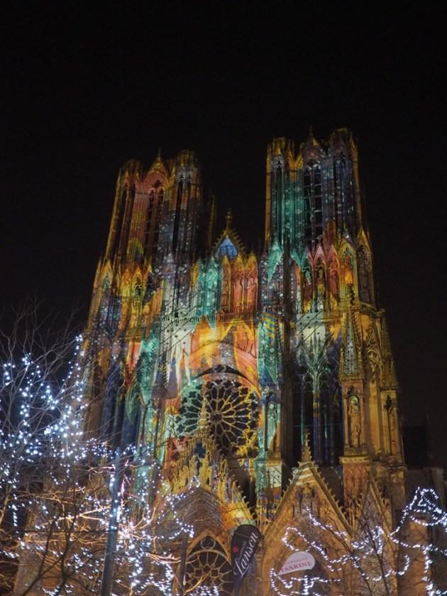 Reims à Noël