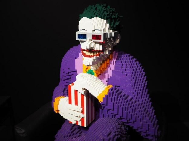 expo Lego super héros
