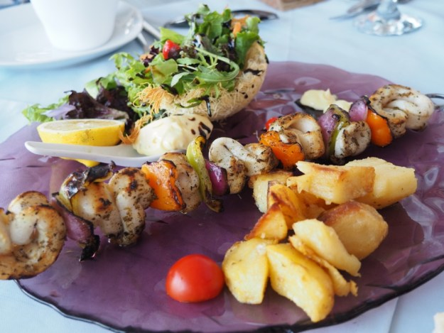 restaurants Corfou