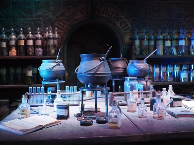 Potions Studios Harry Potter