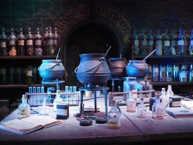 Potions Studios Harry Potter