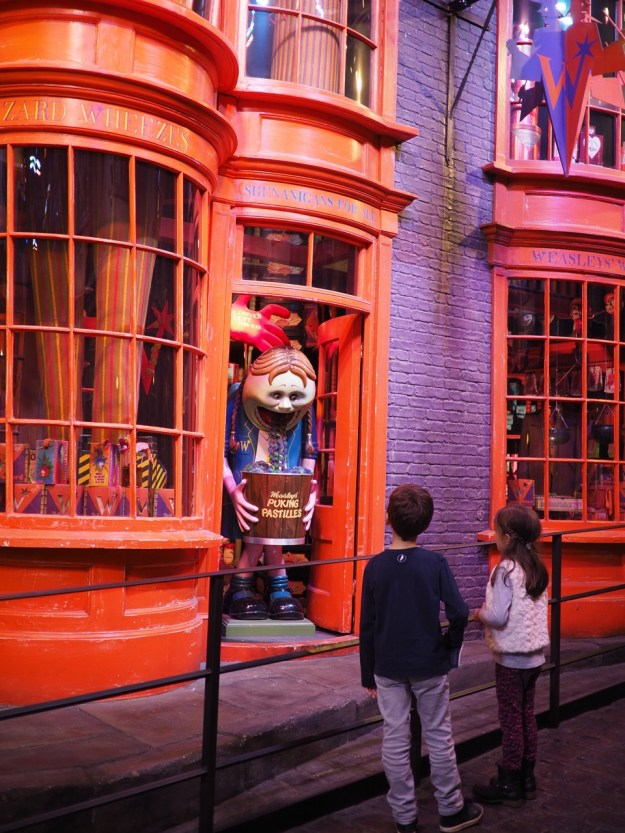 Studios Harry Potter en famille