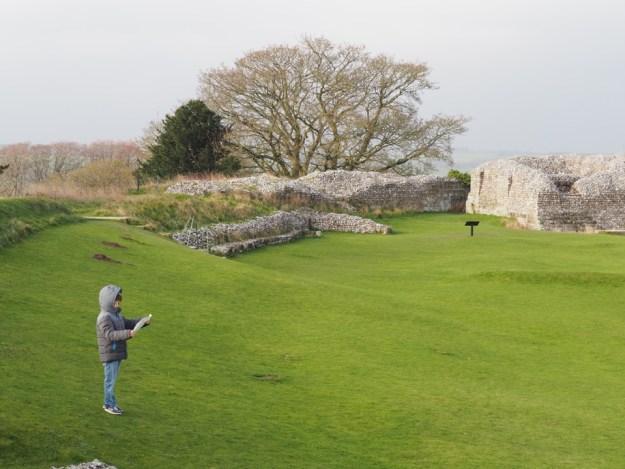 Old Sarum Salisbury