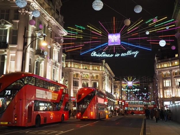 Noël à Londres