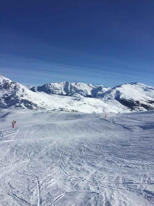 ski à Montgenèvre