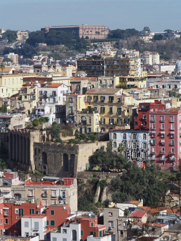 Naples en famille