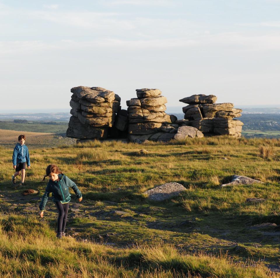 visiter Dartmoor