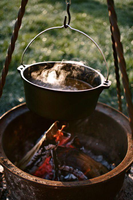 Μαγειρική στο Άγιο Όρος