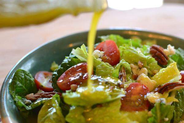 Βινεγκρέτ για σαλάτα