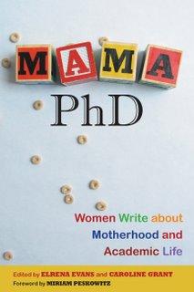 Mama, PhD cover