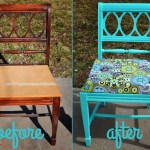 Weekend DIY: The Chair Project