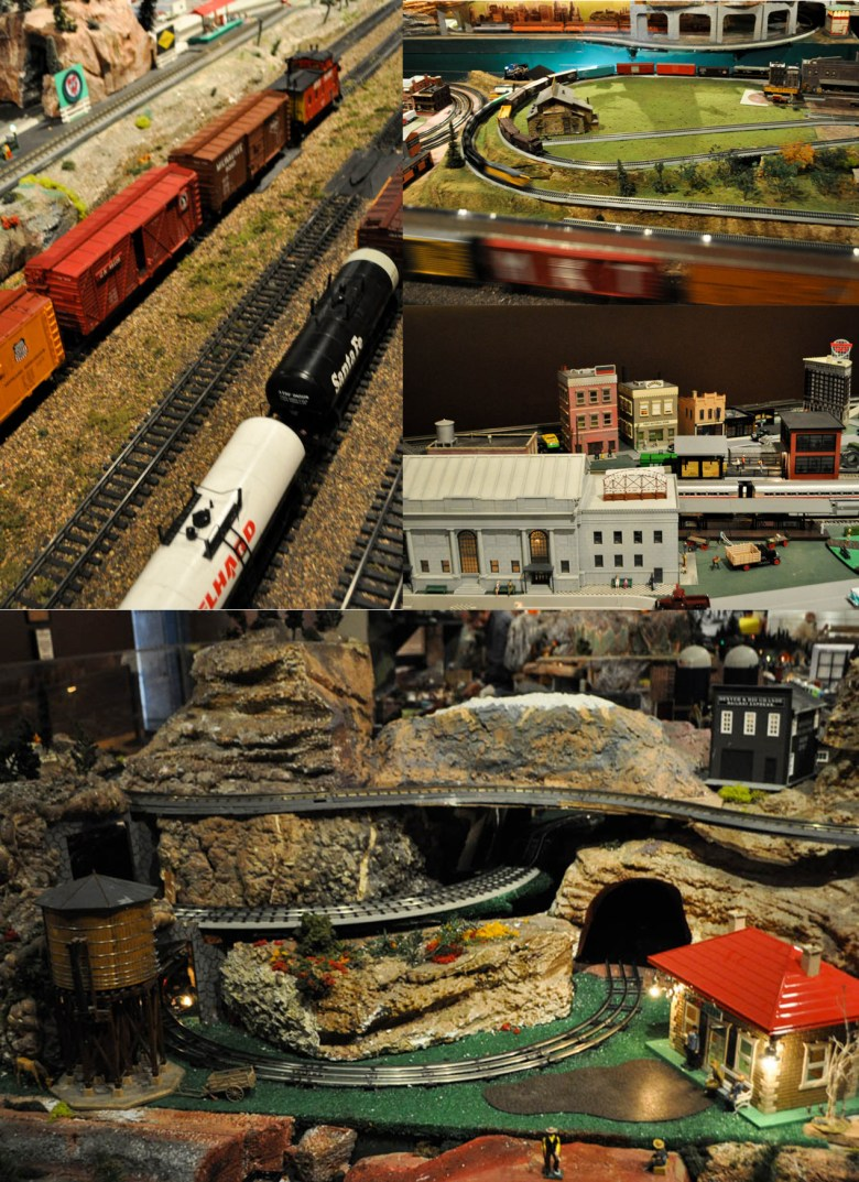 The FREE Model Rail Experience inside of Union Station KC near Crown Center