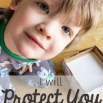 An Open Letter To My Son: I Will Protect You