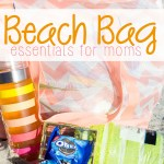 Beach Bag Mom Essentials!