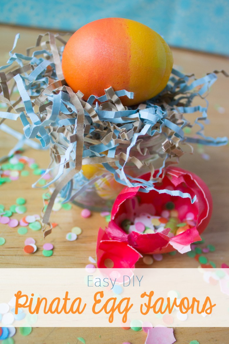 Looking for something new to try this Easter? These pinata DIY surprise eggs are a hit! They're fun to make and make great surprise favors, too. Perfect for your Easter gathering, and kids will love this Easter-themed boredom buster for sure! They're perfect for kids who are OBSESSED with Surprise Eggs on Youtube!