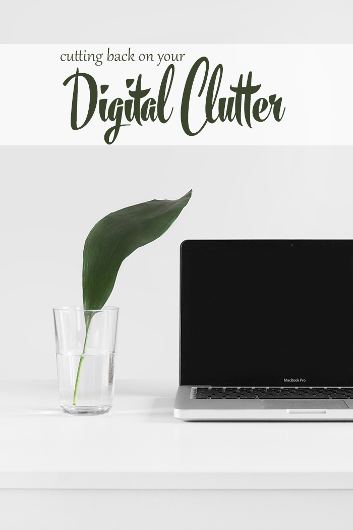 Feeling overwhelmed with digital clutter? Here are the things you should DEFINITELY delete. | spring cleaning | online safety | decluttering | computer tips |