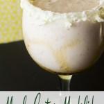 Maple Cactus Mudslide: A Frozen Mocktail