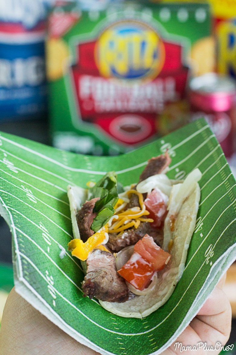 College football season is here which means it's the perfect time for grill-gating, tailgating, and more! This easy Dr Pepper marinated beef and glaze recipe are perfect for game day. Works great on tacos or topping @ritzcrackers! Just marinade, grill, and serve! @coalgrilling #GrillGatingHero #GrillGating