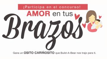 """Participa en el concurso """"Amor en tus brazos"""""""