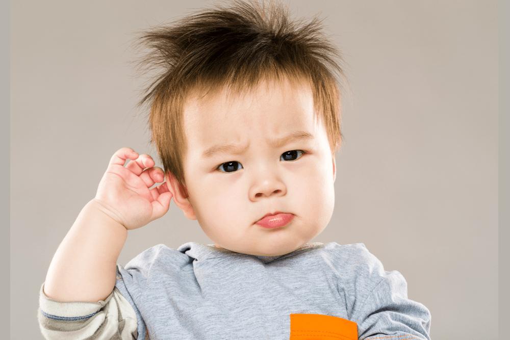 ¿Por qué mi bebé no habla todavía?