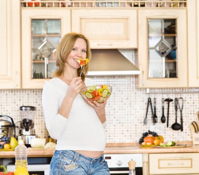 Balance de nutrientes (y emociones) en el embarazo