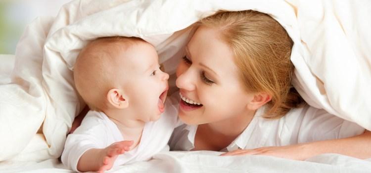 Comunicación energética con tu bebé: la más poderosa