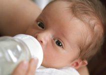 Como darle biberon a mi bebé recién nacido