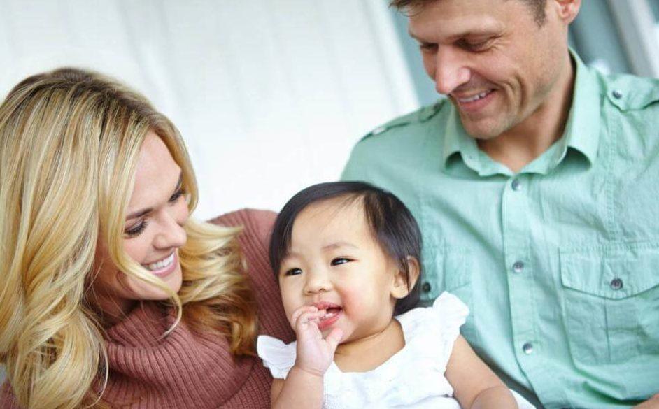 como adoptar un bebé recién nacido